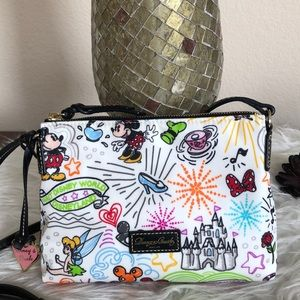 Dooney & Bourke Disney Walt Disney World crossbody